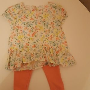 Koala Kids Matching Sets - Baby girl two piece outfit